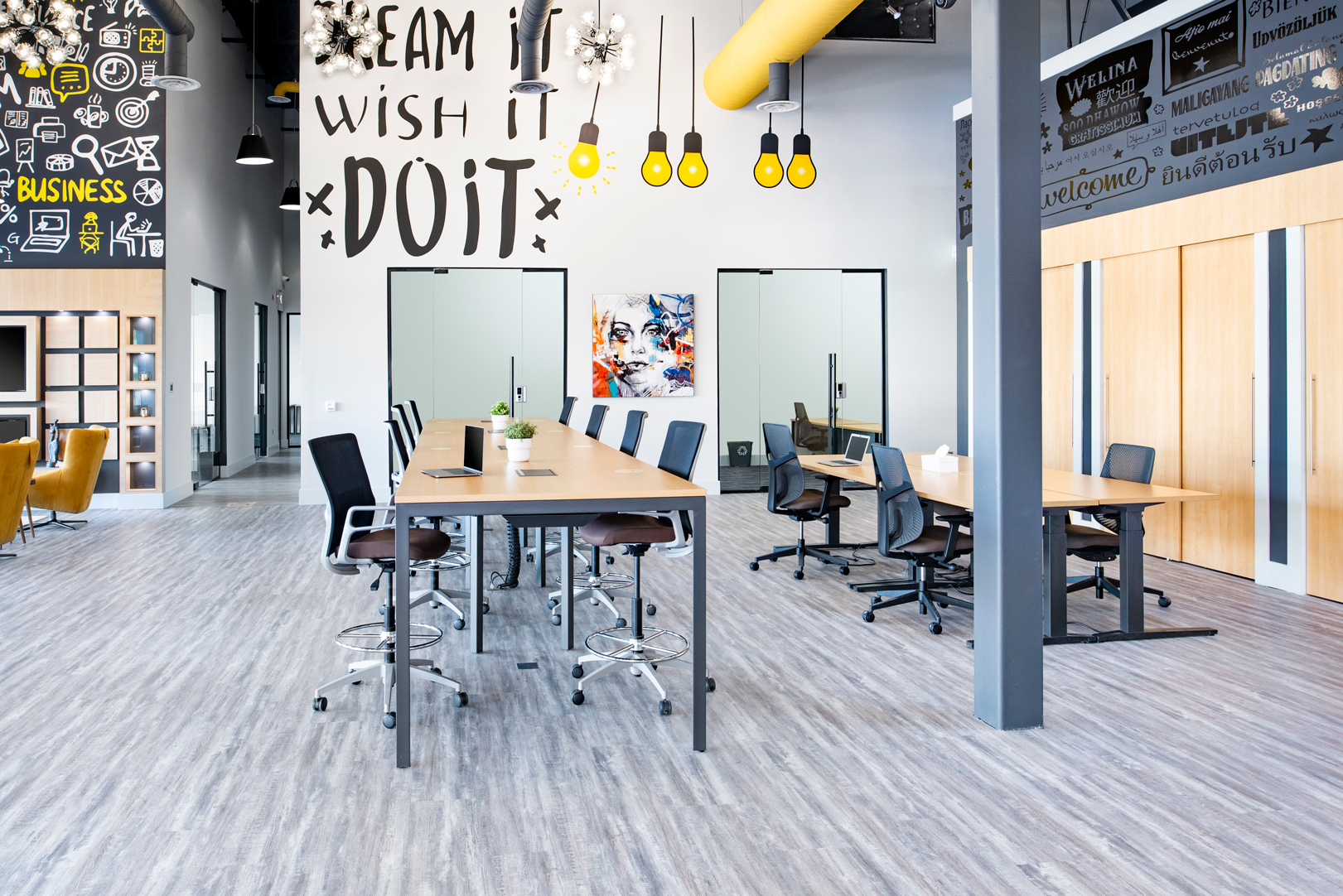 Coworking and Private Office Space in Mississauga, Ontario